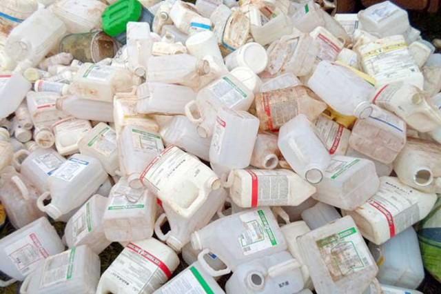 Dia 1º de agosto tem coleta de embalagens de agrotóxicos em Petrolândia