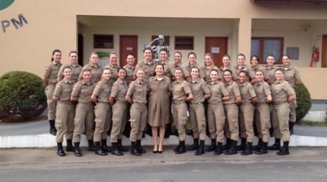 Polícia Militar do Alto Vale não vai receber novos reforços femininos