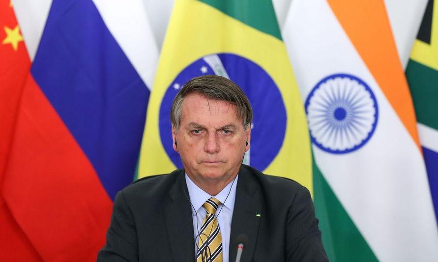 Bolsonaro diz não saber se vai se candidatar para 2022