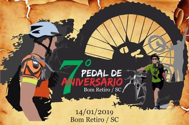 Bom Retiro realiza 7º Pedal de Aniversário na próxima segunda (14)