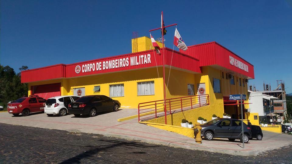 Bombeiros Comunitários de Ituporanga devem ser referência de atendimento nas comunidades que moram