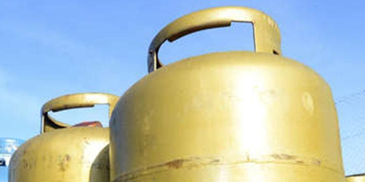 Botijões de gás são furtados de supermercado em Ituporanga