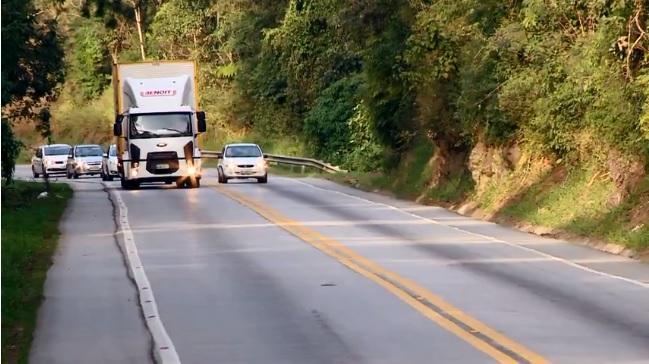 BR-282 tem o maior número de acidentes fatais entre as rodovias federais que cortam SC