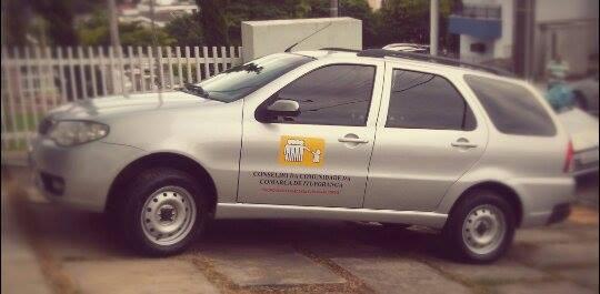 ITUPORANGA - Conselho da comunidade recebe veículo para auxiliar na execução dos trabalhos