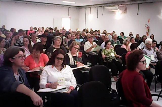 Regional de Ituporanga define representantes na Conferência Estadual da Pessoa Idosa