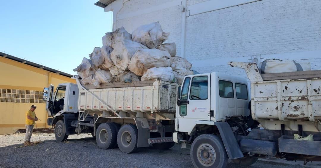 Campanha já recolheu mais de 20 mil embalagens de agrotóxicos em Ituporanga