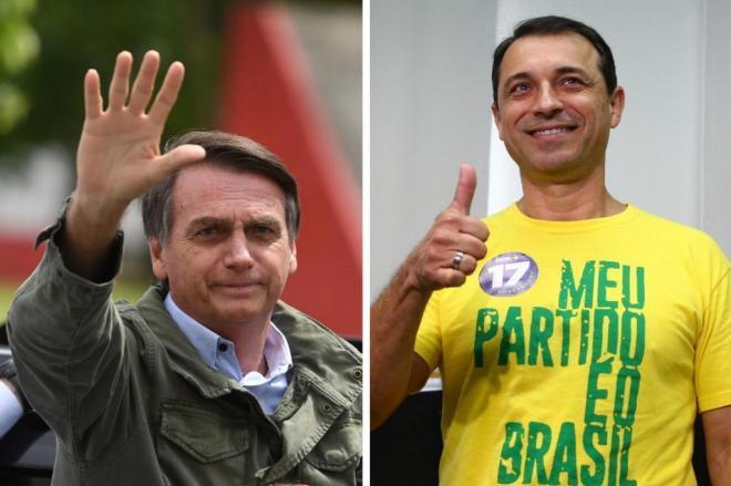 Carlos Moisés vai se encontrar com Bolsonaro em Brasília