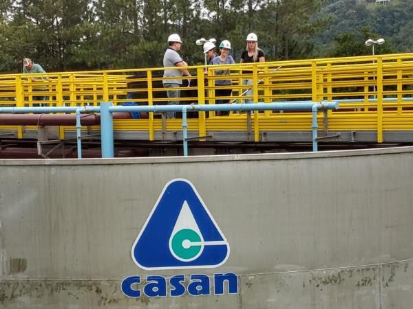 CASAN informa sobre início da cobrança do serviço de esgoto de Ituporanga no mês de junho
