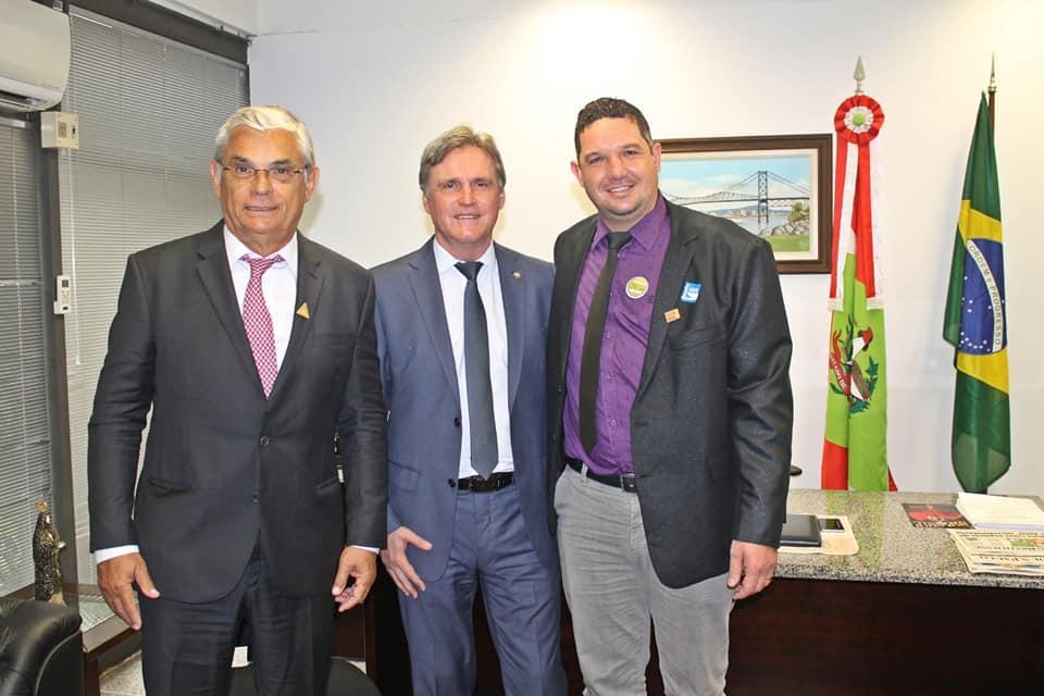 Cerca de R$ 3,5 milhões devem ser liberados para o município de Aurora