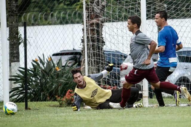 Atlético de Ibirama acerta com goleiro do Juventus (SP)