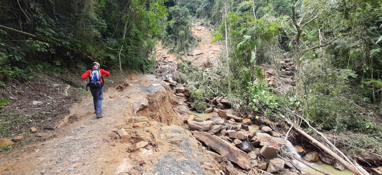 Cidades atingidas na tragédia do Alto Vale vão receber R$ 28 milhões do governo federal