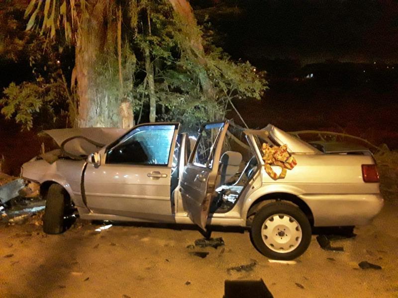 Cinco pessoas morrem em acidentes nas rodovias de SC neste fim de semana