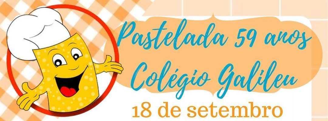 Colégio Galileu promove pastelada para comemorar 59 anos em Ituporanga