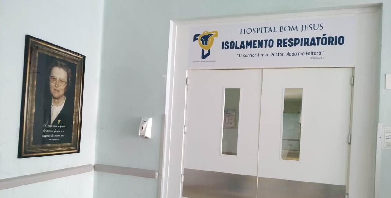 Com 100% dos leitos destinados a Covid-19 lotados HBJ inicia encaminhamento de pacientes para outras cidades