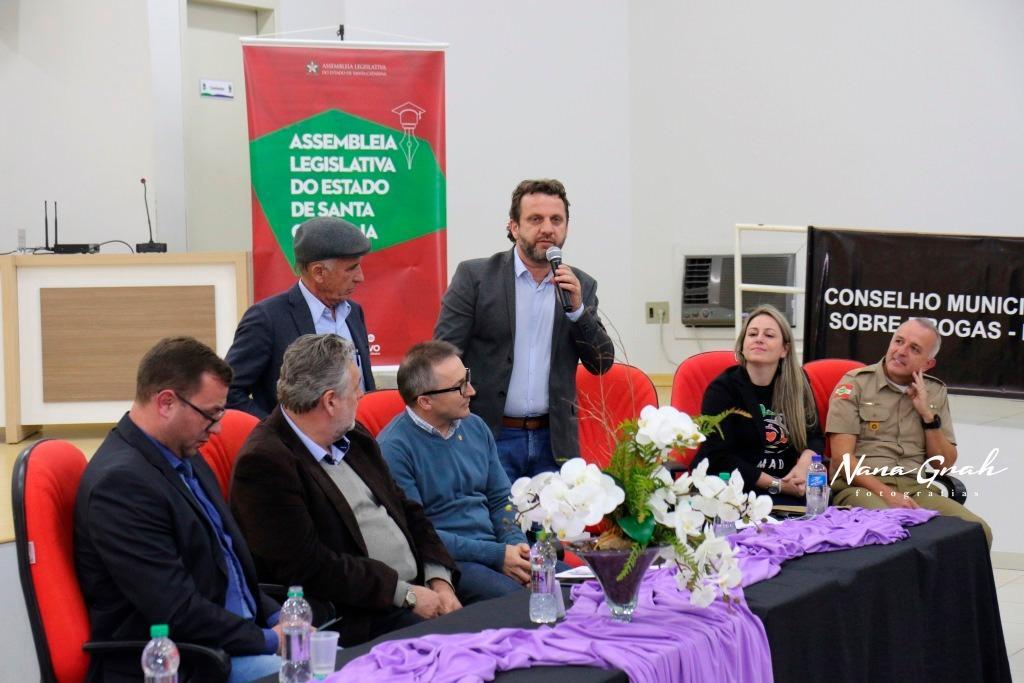 COMAD de Ituporanga promove 1ª Mostra Estadual de Políticas Públicas Sobre Drogas