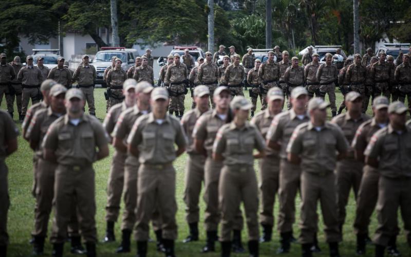 Concurso para soldado da PM-SC tem mais de 25 mil inscritos