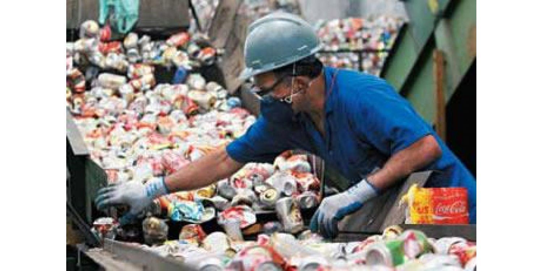 Cooperativa de catadores pede fiscalização na coleta de lixo reciclável em Ituporanga