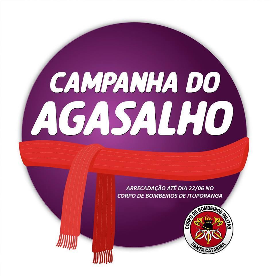 Corpo de Bombeiros de Ituporanga lança Campanha do Agasalho 2019