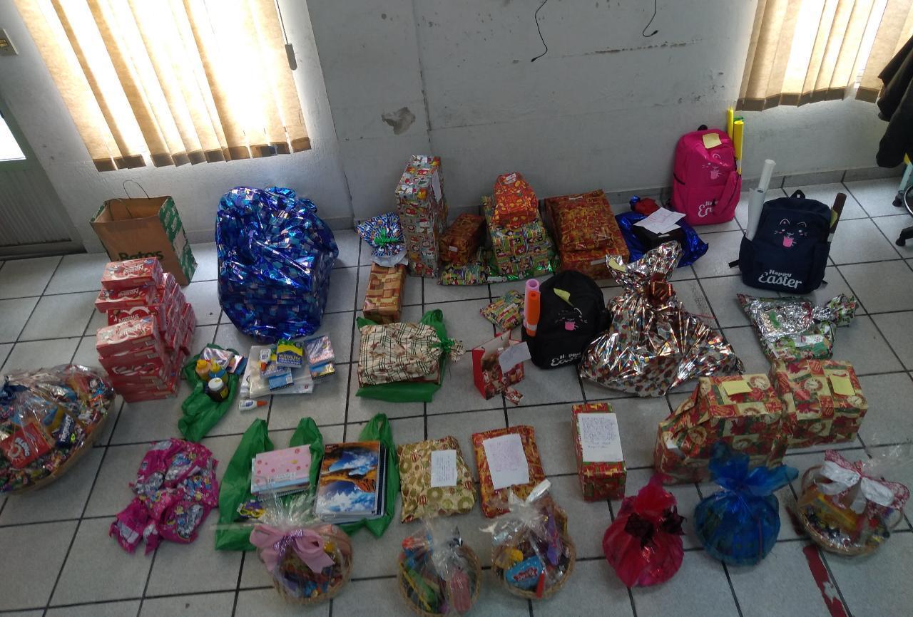 Correios de Ituporanga começa entrega de presentes para crianças carentes