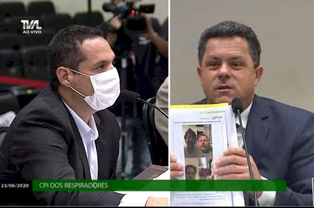 CPI dos Respiradores: Investigado conversou com atual secretário da Casa Civil