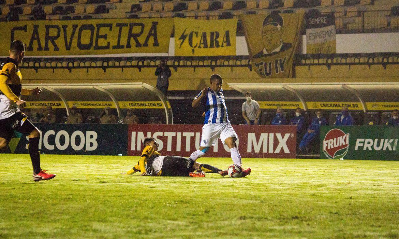 Criciúma é rebaixado para a 2ª divisão do Campeonato Catarinense