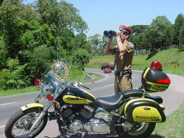 23 de Julho. Hoje é Dia do Guarda Rodoviário