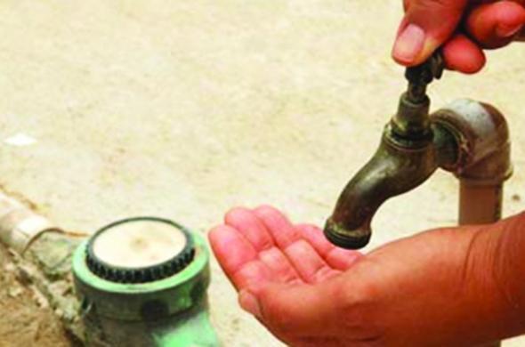 Casan terá aumento de 7,27% nos serviços de água e esgoto