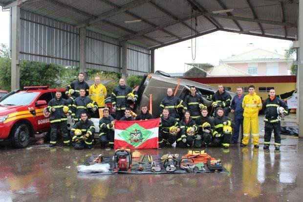 15º BBM - Decreto cria batalhão do Corpo de Bombeiros Militar em Rio do Sul