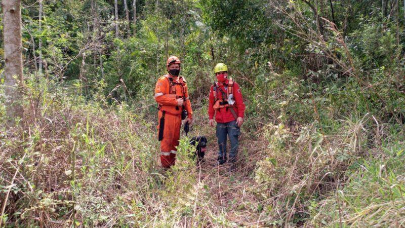Depois de quase 24h desaparecida, mulher é resgatada com vida em Lontras