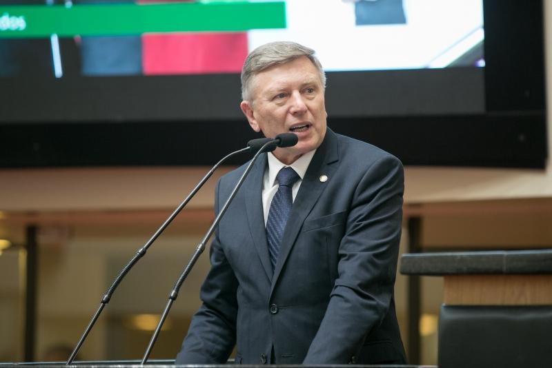 Deputado do Alto Vale assume presidência do PSD e diz que foco do partido está nas eleições municipais do ano que vem