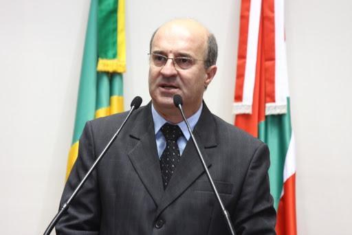 Deputado Estadual José Milton Scheffer  (PP) será o novo líder do governo na Alesc