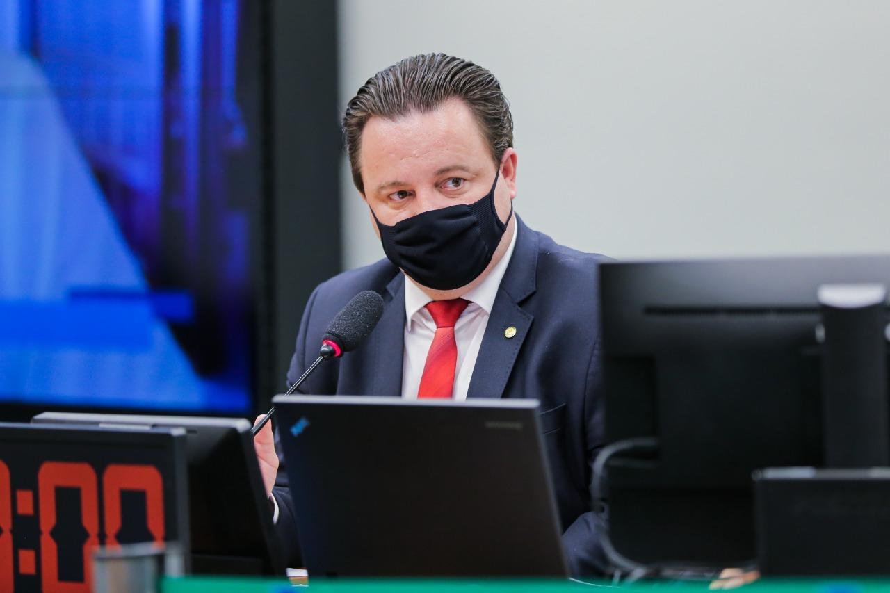 Deputado Rodrigo Coelho destina R$ 250 mil em verbas para Ituporanga