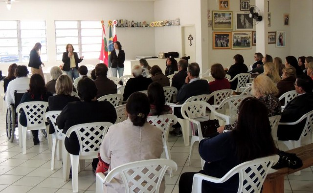População discute propostas na 8º Conferência Municipal de Assistência Social em Ituporanga