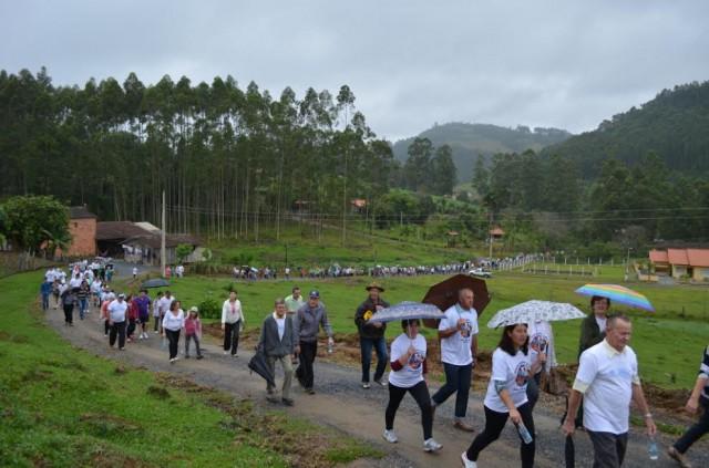 Vem aí 3ª Caminhada Eco-Musical de Vidal Ramos