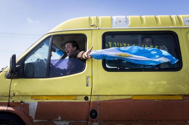 PRF reforça segurança nas estradas para retorno de argentinos