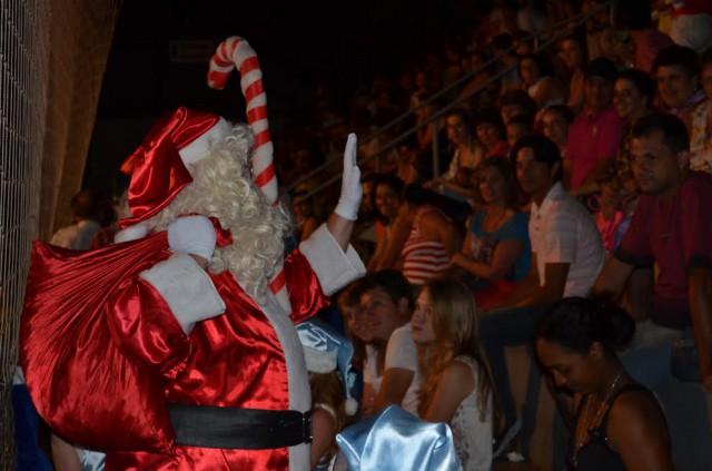 ALFREDO WAGNER - Luzes, músicas e danças marcam a Abertura do Natal - Um Sonho nas Nascentes