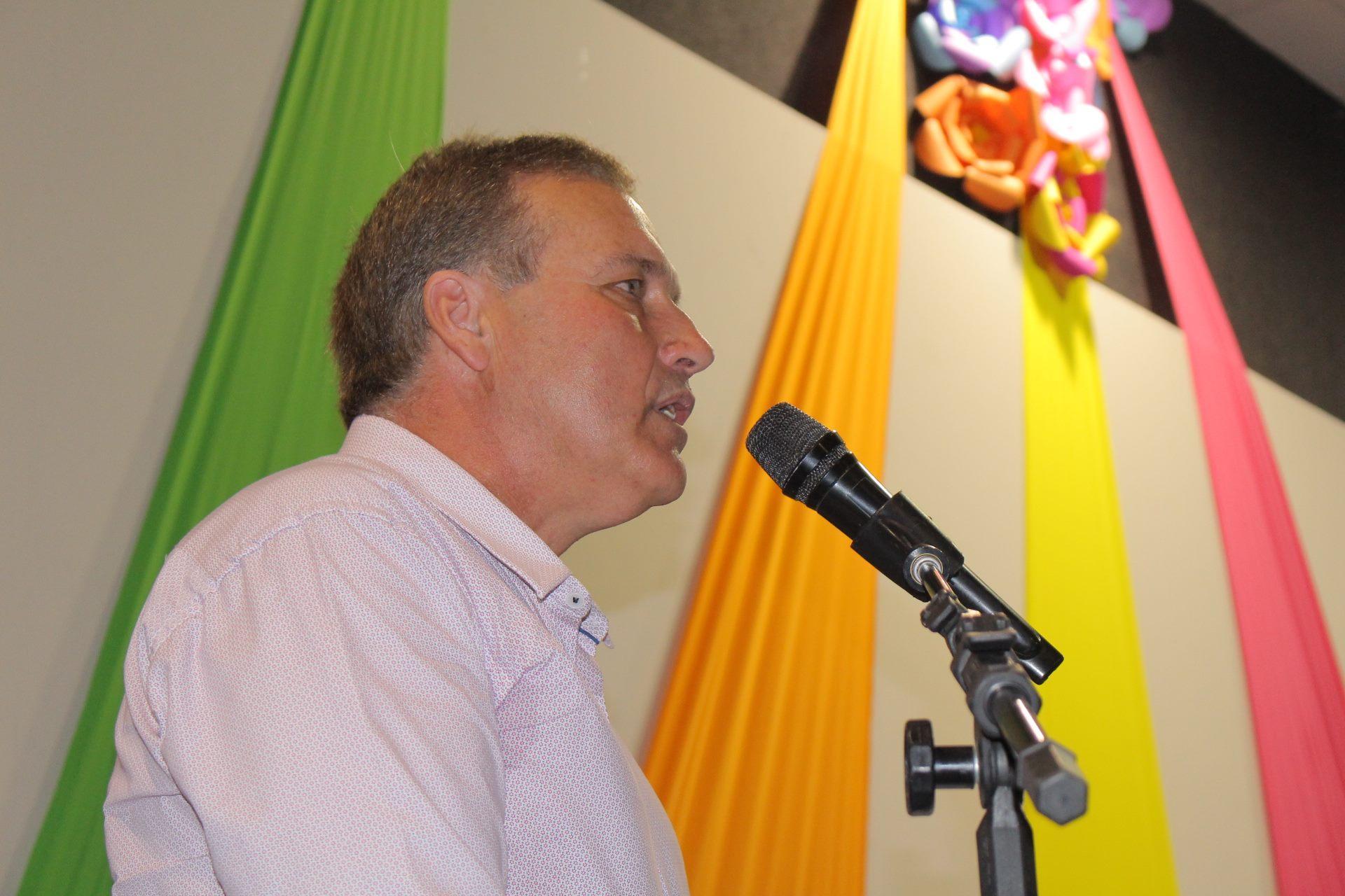 Em dois anos como presidente da Câmara de Vereadores, Vânio Petri devolve mais de R$ 700 mil para administração de Vidal Ramos