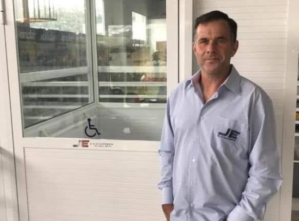 Empresário ferido durante ciclone morre em Rio do Sul
