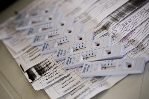 Enfermeira explica critérios para realização de exames da Covid pelo SUS