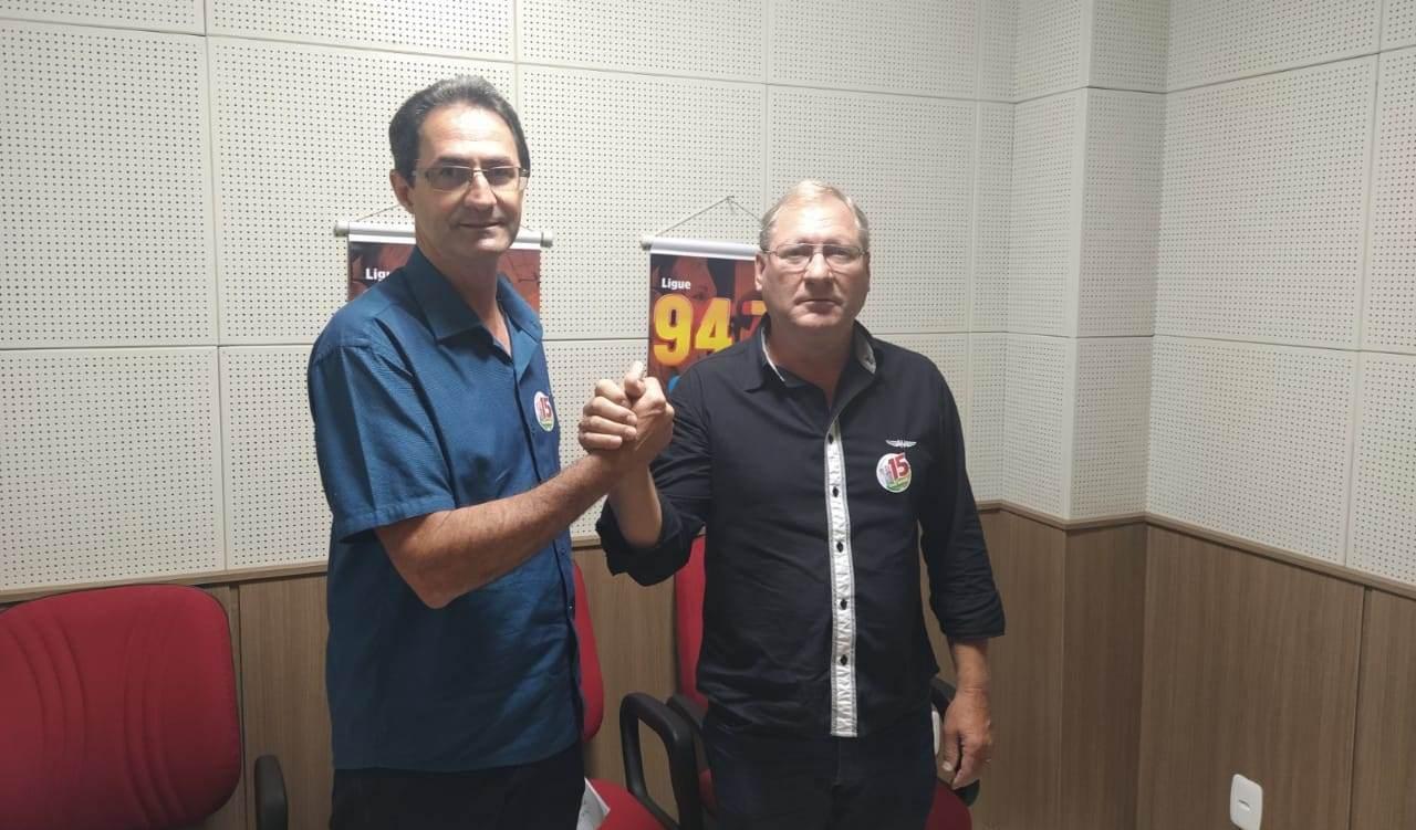 Entrevista: Deny Scheidt (MDB) candidato a prefeito de Imbuia #Eleições2020