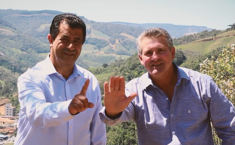 Entrevista: Edenilson Rodrigues de Souza (MDB) candidato a prefeito de Alfredo Wagner #Eleições2020