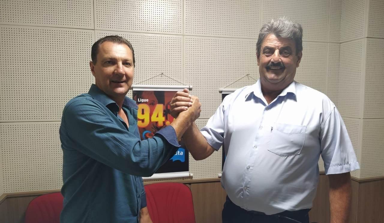 Entrevista: Eugenio Antonio Roling (MDB) candidato a prefeito de Chapadão do Lageado #Eleições2020