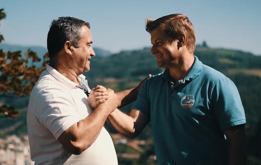 Entrevista: Gilmar Sani (PSDB) candidato a prefeito de Alfredo Wagner #Eleições2020