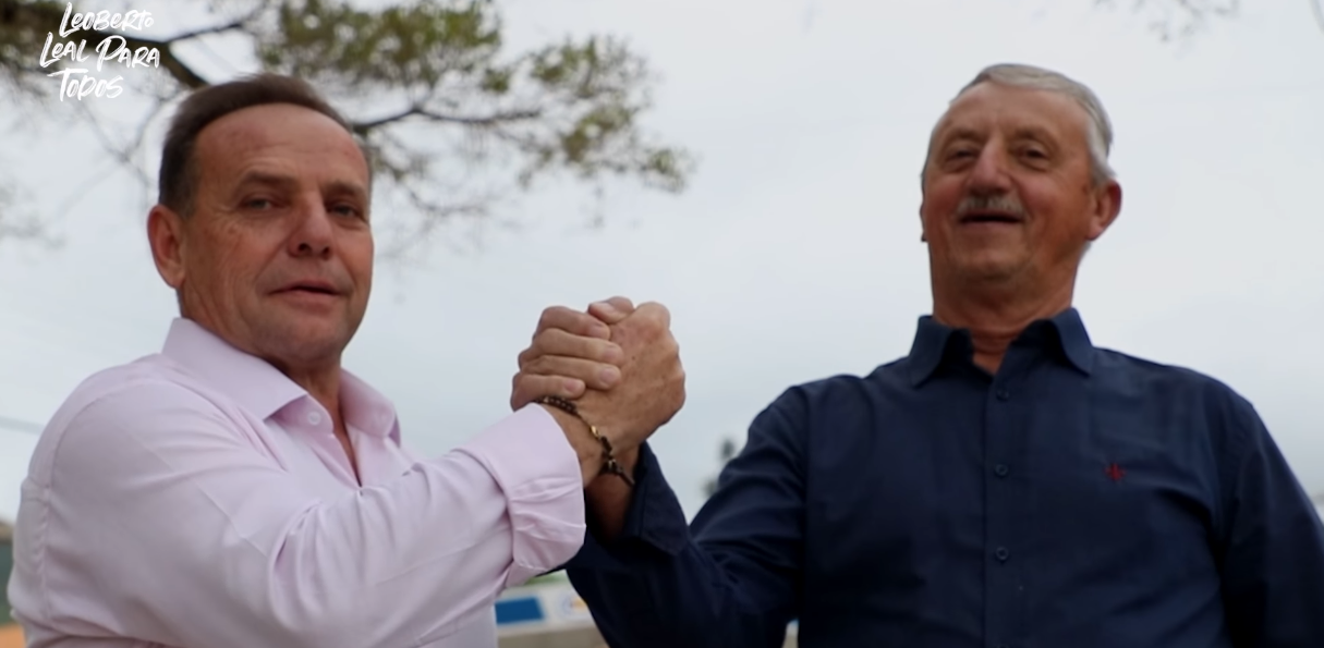 Entrevista: Vitor Norberto Alves (MDB) candidato a prefeito de Leoberto Leal #Eleições2020