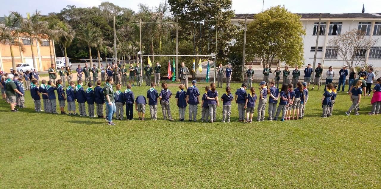 Escoteiros do Alto Vale realizam evento de confraternização em Ituporanga