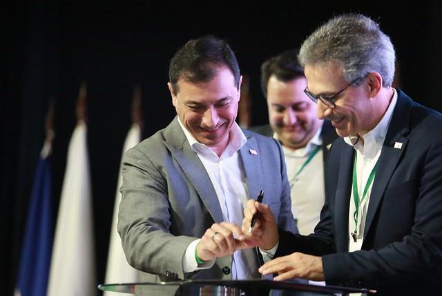 Estados do Sul e Sudeste firmam acordos nas áreas de Infraestrutura, Agropecuária e Meio Ambiente durante o Cosud