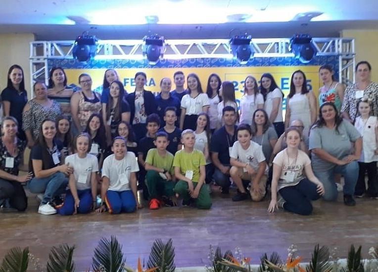 Estudantes da Região da Cebola participam da etapa estadual das feiras de Ciências e Matemática