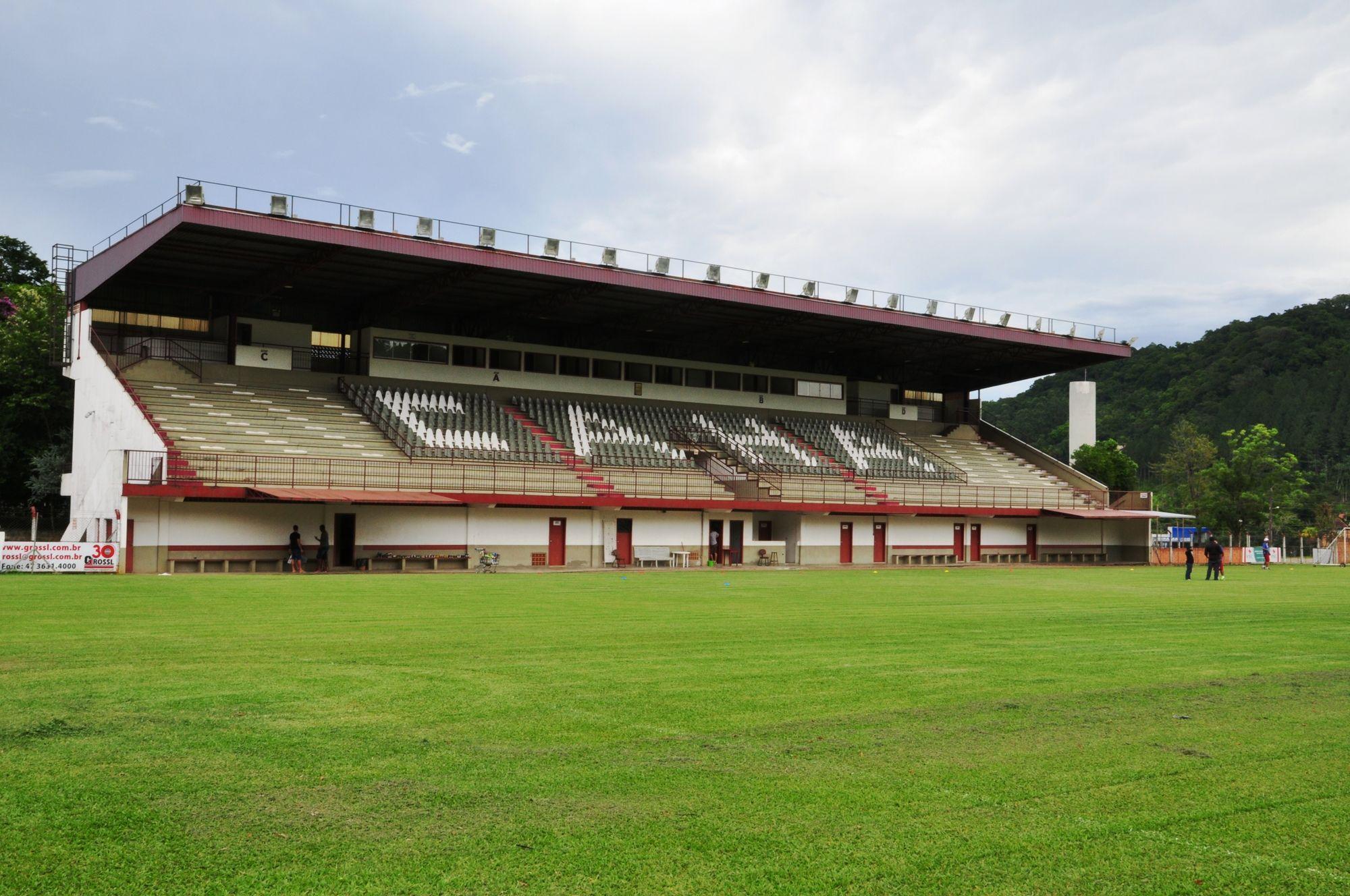 Metropolitano define Estádio da Baixada, em Ibirama, como sua nova casa pelos próximos cinco anos