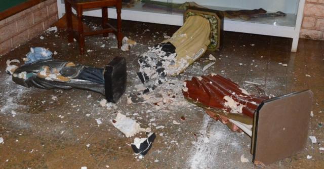Justiça fixa fiança em R$ 72 mil para liberar jovem que quebrou santos