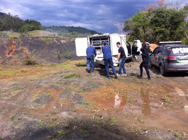 Homem desaparecido é encontrado morto em Rio do Sul
